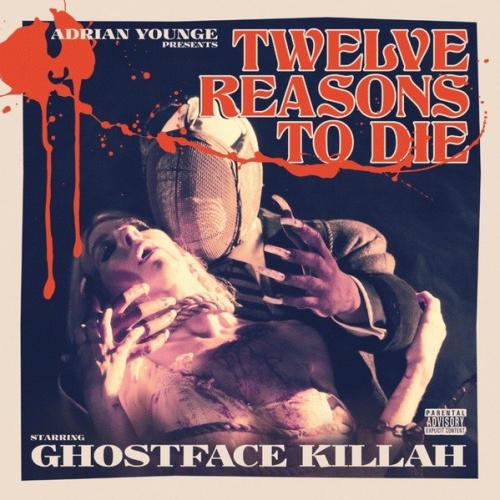 «Twelve Reasons to Die» от Ghostface Killah выйдет 16 апреля